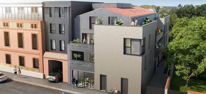 Appartements neufs Saint-Michel référence 5966 : aperçu n°0